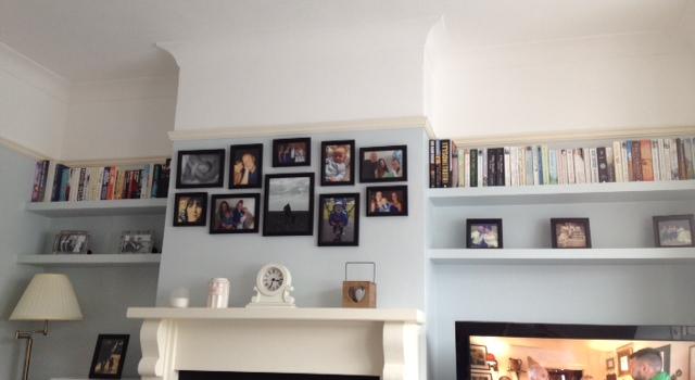 Alcove Shelves Brockhouse