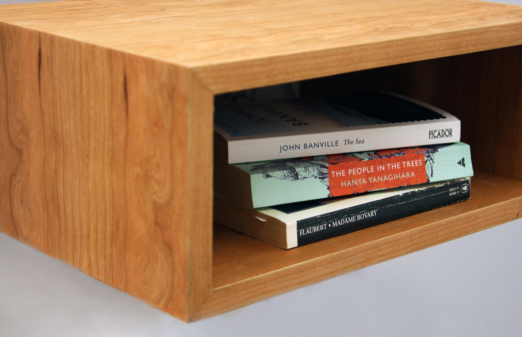 Cubby Shelves Wood Finish Shelf Direct