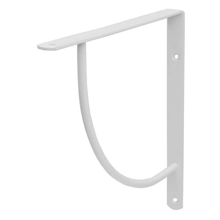 Swing Bracket Alpine White